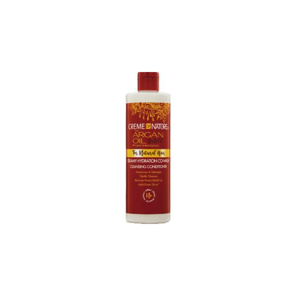 Creme Of Nature Argan Oil Cleansing Conditioner